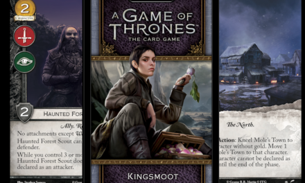 Night's Watch Spolers from the Kingsmoot Chapter Pack!
